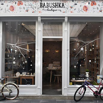 BABUSHKA BOUTIQUE